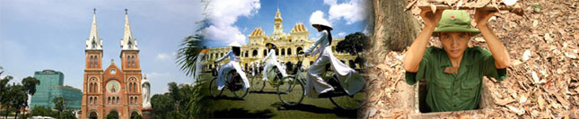 Saigon cooking tour 5 days (From US $268)